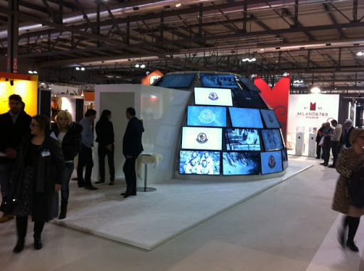 Cool stand at MIDO
