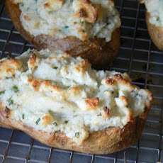 Wonderful Stuffed Potatoes
