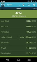 Screenshot of iPray: Prayer Times & Qibla