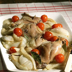 Confit of Rabbit