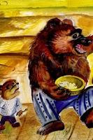 Screenshot of Маша и три медведя Сказка