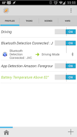 Screenshot of Bluetooth Detection