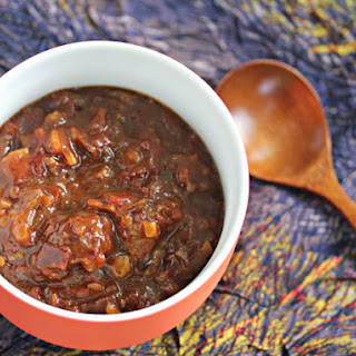 Tangy and Sweet Tomato-Bacon Jam With Onions and Garlic