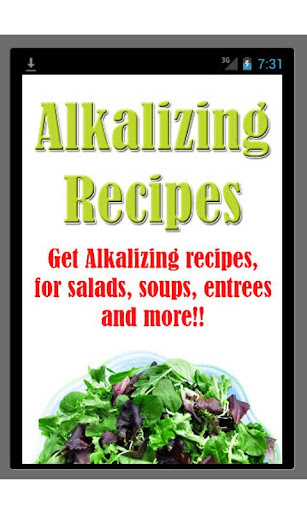 Alkalizing Recipes
