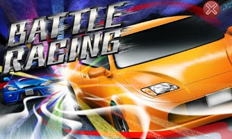 Screenshot of Battle Racing 3D
