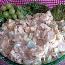 Granny's Fruity Chicken Salad