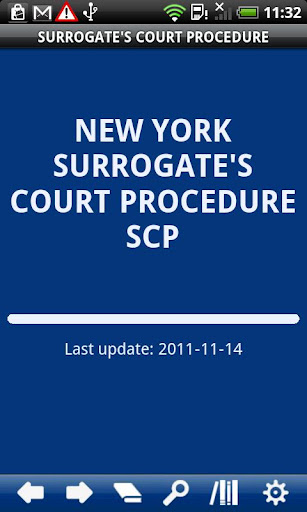NY Surrogate's Court Procedure