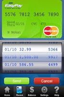 Screenshot of VCpay