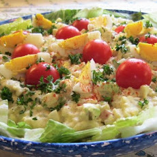 Family Favorite Potato Salad! (German Kartoffelsalat)