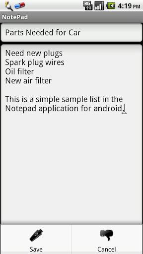 【免費工具App】記事本-APP點子