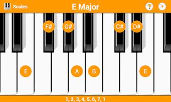 Screenshot of KeyChord Lite