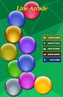 Screenshot of Line Arcade