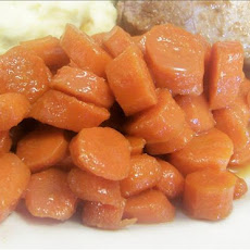 Glazed Ginger Carrots