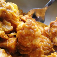 Paleo Pumpkin Cream Chicken Casserole