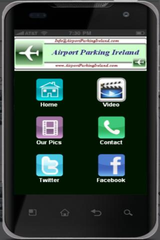 Airport Parking Ireland