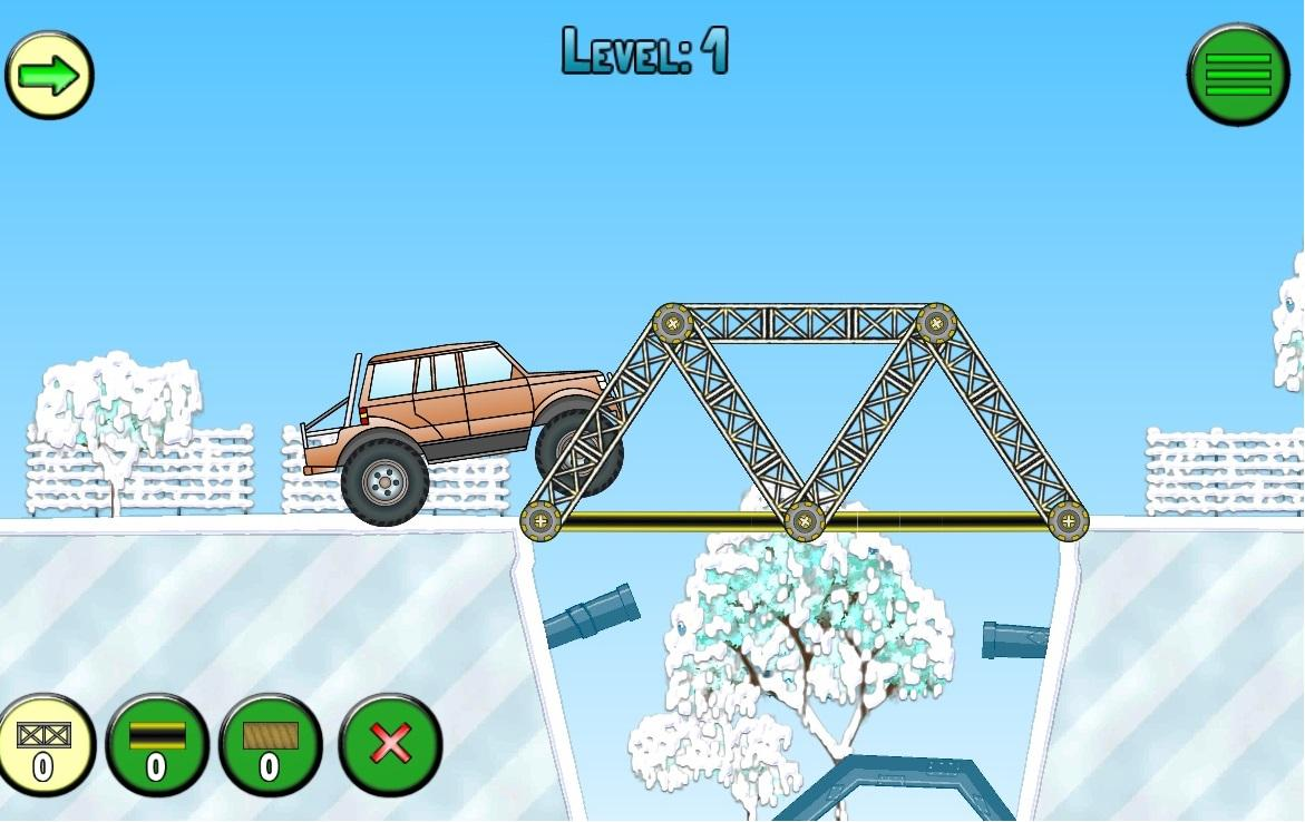 Frozen bridges (Free) Screenshot 3