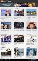 Screenshot of Noticias - Montevideo Portal