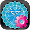 OTOMETOKEI Gallery Plugin Blau icon