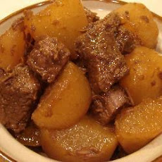 Beef And Daikon Stew