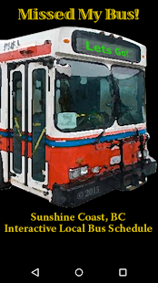 Missed My Bus - Sunshine Coast - screenshot
