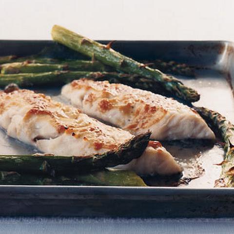 Miso Ginger Asparagus Recipes — Dishmaps