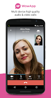 Screenshot of WowApp Messenger