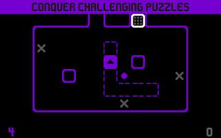Screenshot of Squarescape
