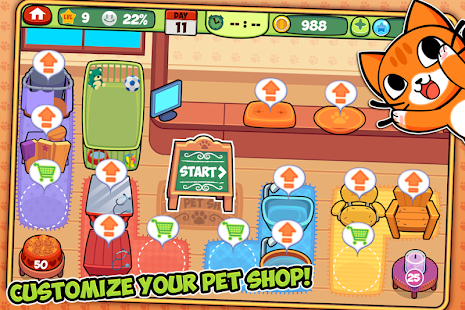 My Virtual Pet Shop - The Game- screenshot thumbnail