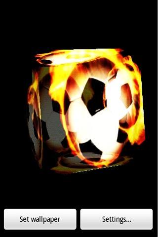 3D サッカー