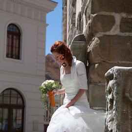 by Alexander Voda - Wedding Bride ( wedding photography, wedding, bride, people, photography )