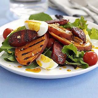 Sweet Potato Egg Salad Recipes