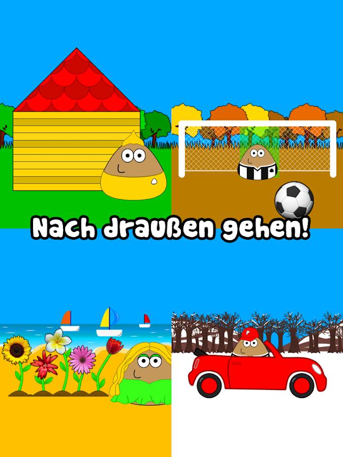 Pou – Screenshot
