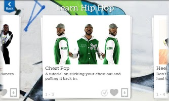 Screenshot of Hip Hop Dance w/ Harlem Shake!