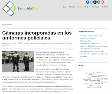 SeguridaDig - screenshot