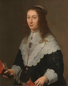 RIJKS: Gerard van Kuijl: painting 1660