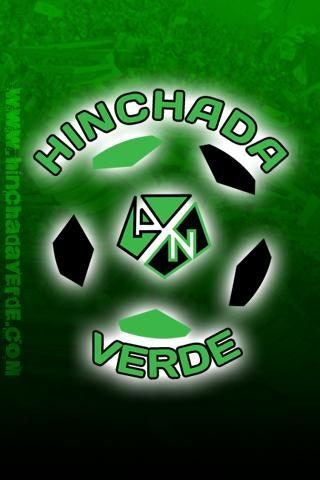 Hinchada Atletico Nacional