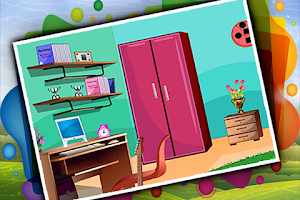 Screenshot of Lavish Bedroom Escape