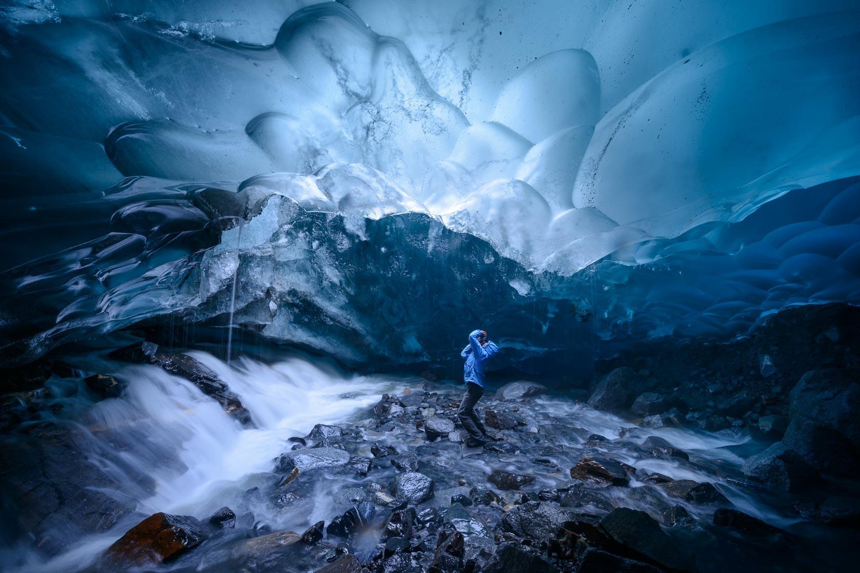 Under the Moulin for Columbus Magazine, Juneau, Alaska