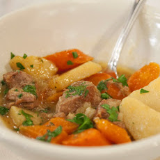 Colin Quinn's Irish Lamb Stew