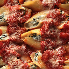 Swiss Chard Stuffed Shells Recipe