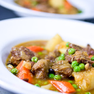 Bourbon, Beer and Beef Stew