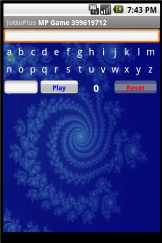 JottoPlus 5 Letter Word Game
