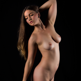 Katie Posed by Marie Otero - Nudes & Boudoir Artistic Nude ( model, nude, form, female, artistic, fine art, otero )