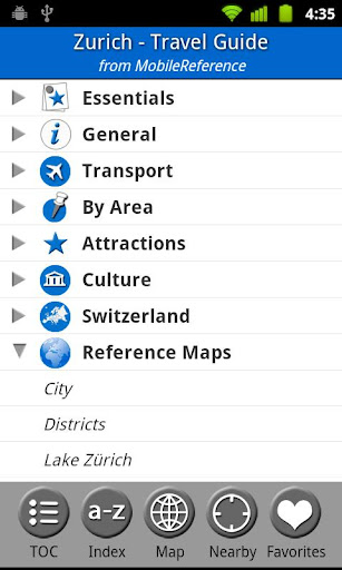 Zurich - FREE Travel Guide