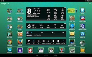 Screenshot of LC Carbon Green Apex/Go/Nova