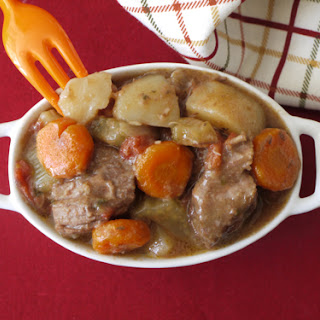Beef Stew in the Crock Pot