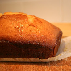 Manuka Honey Lemon Cake
