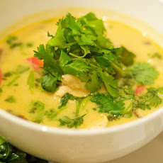 Quick and Easy Tom Kha Gai
