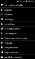 Screenshot of Fiestas en SanSe