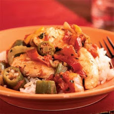 Creole Chicken and Vegetables